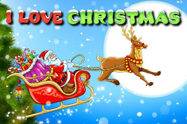 I Love Christmas Slots Mobile (Pariplay)