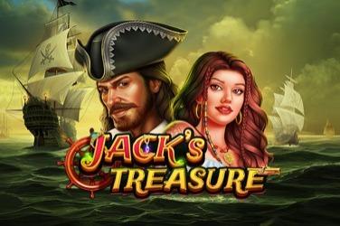 Jack's Treasure Slots  (Pariplay)