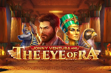 Jonny Ventura And The Eye Of Ra Slots  (Pariplay)