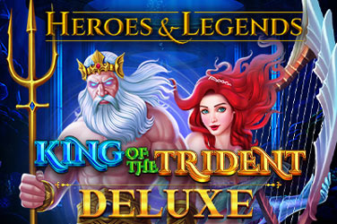 King of the Trident Deluxe Slots  (Pariplay)