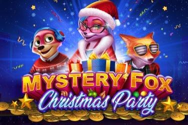 Mystery Fox Christmas Party Slots  (Pariplay)