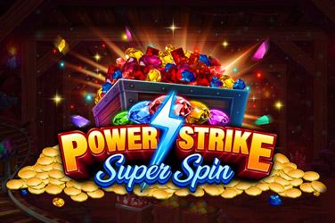 Power Strike - Super Spin Slots  (Pariplay)