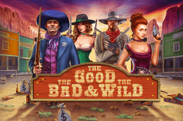 The Good, The Bad & The Wild Slots  (Pariplay)
