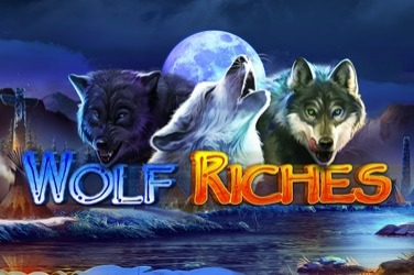 Wolf Riches Slots Mobile (Pariplay)