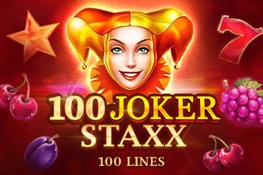 100 Joker Staxx Slots  (Playson)