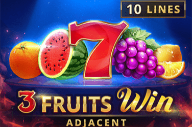 3 fruits win 10 lines Slots Mobile (Playson)