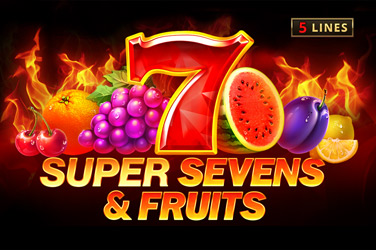5 Super Sevens&Fruits Slots