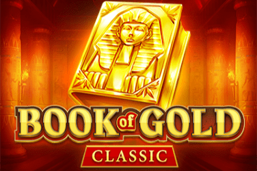 Book of Gold: Classic Automaty  (Playson)