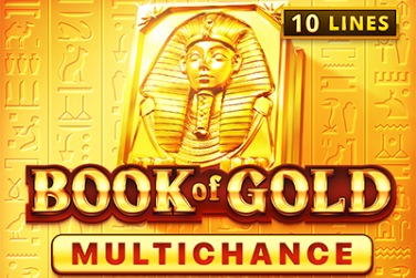 Book of Gold: Multichance Slots  (Playson)