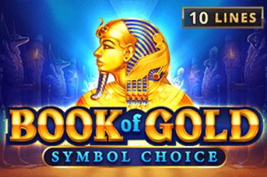 Book of Gold: Symbol Choice slots  (Playson)