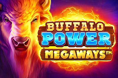 Buffalo Power Megaways slots  (Playson)