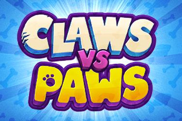 Claws vs Paws Slots  (Playson)