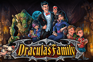 Dracula's Family Slots Mobile (Playson)