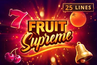 Fruit Supreme: 25 Lines Slots  (Playson)