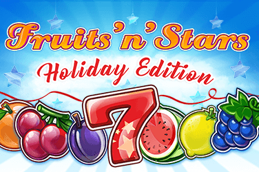 Fruits'N'Stars: Holiday Edition Slots Mobile (Playson)