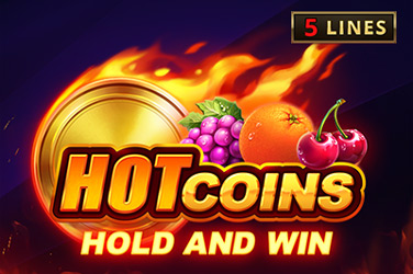 Hot Coins: Hold and Win Slots  (Playson)