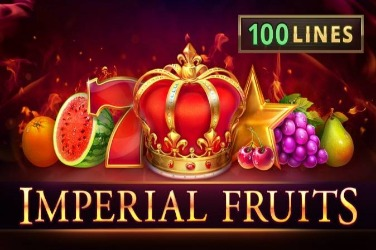 Imperial Fruits: 100 Lines Slots  (Playson)