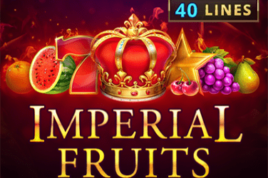 Imperial Fruits: 40 lines Slots  (Playson)
