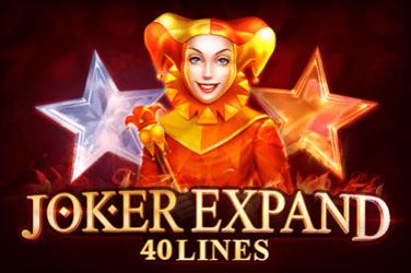 Joker Expand: 40 lines Slots  (Playson)