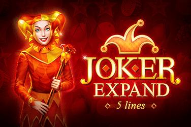Joker Expand: 5 Lines slots Mobile (Playson)