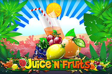 Juice And Fruits Slots Mobile (Playson)