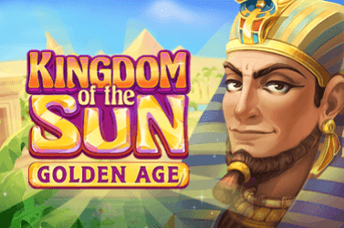Kingdom of the Sun : Golden Age Slots Mobile (Playson)