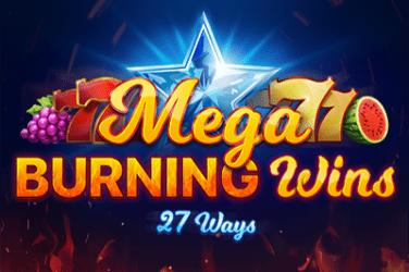Mega Burning Wins: 27 ways Slots  (Playson)