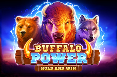 Buffalo Power: Hold and Win Pula  (Playson)