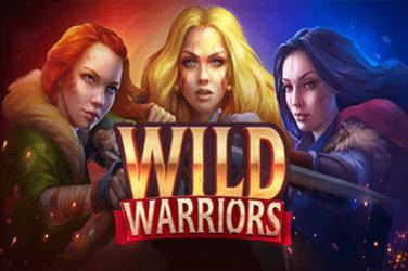 Wild Warriors Automaty Mobile (Playson)