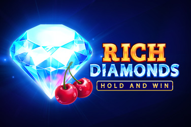 Rich Diamonds: Hold and Win slots Mobile (Playson)