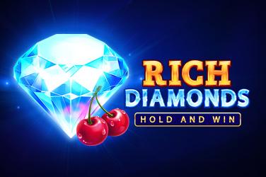 Rich Diamonds: Hold and Win Automaty  (Playson)