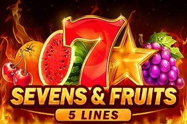 Sevens & Fruits Slots  (Playson)