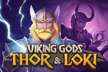 Viking Gods: Thor and Loki Slots  (Playson)
