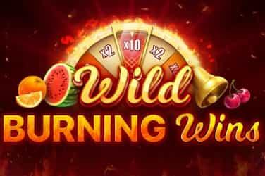 Wild Burning Wins: 5 lines Slots  (Playson)