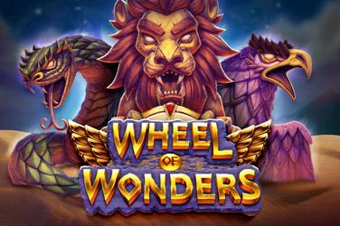 Wheel of Wonders slots  (Push Gaming)