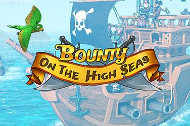 Bounty on the High Seas slots  (Spearhead Studios)