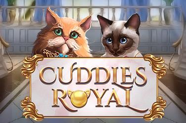 Cuddles Royal slots  (Spearhead Studios)