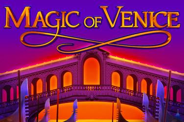 Magic of Venice Automaty  (Swintt)