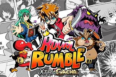 Royal Rumble XtraGacha slots  (Swintt)