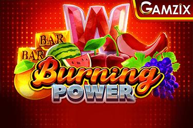 Burning Power Automaty  (Gamzix)
