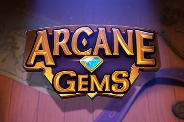 Arcane Gems Slots  (Quickspin)