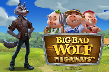 Big Bad Wolf Megaways™ Slots  (Quickspin)