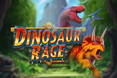 Dinosaur Rage Slots  (Quickspin)