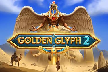 Golden Glyph 2 Slots  (Quickspin)