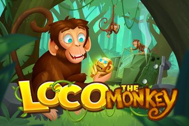 Loco The Monkey Slots  (Quickspin)