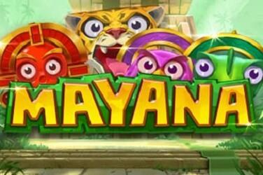 Mayana Slots  (Quickspin)