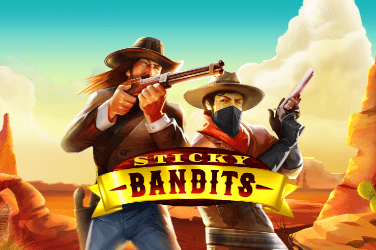 Sticky Bandits Slots  (Quickspin)