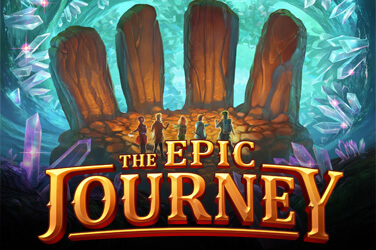 The Epic Journey Slots  (Quickspin)
