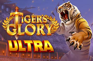 Tiger's Glory Ultra Slots  (Quickspin)