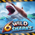6 Wild Sharks Slots  (Relax Gaming)